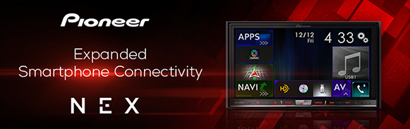 Pioneer Expanded Smartphone Connectivity