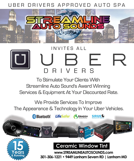 Streamline Auto Sounds Uber Promotion