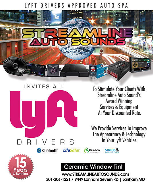 Streamline Auto Sounds Lyft Promotion