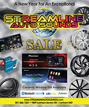 Streamline Auto Sounds Promotion